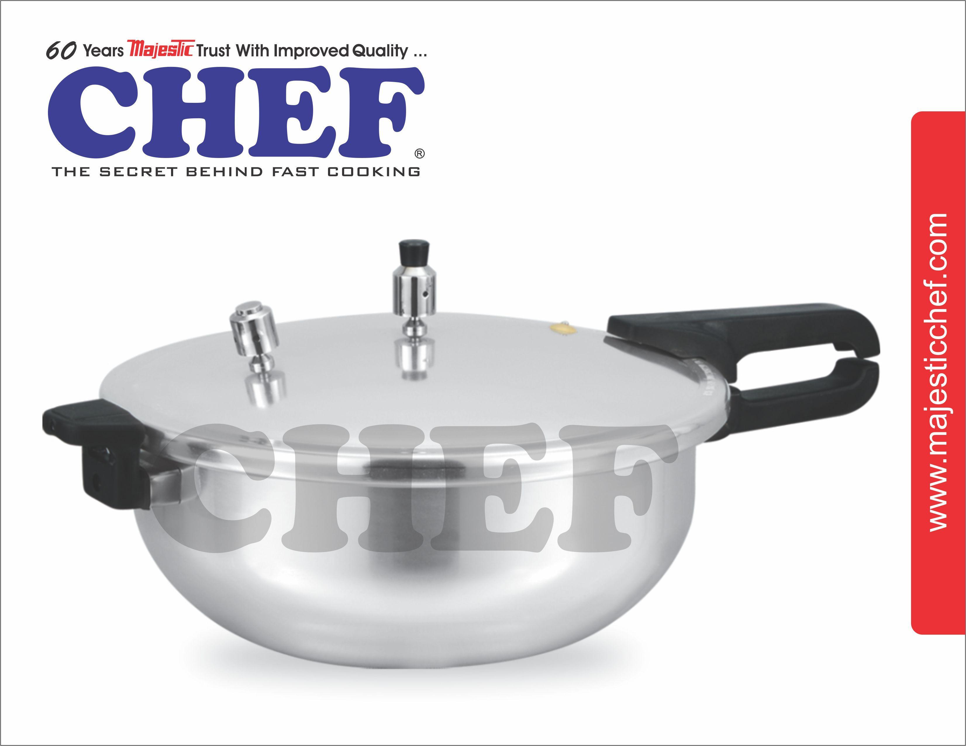 Karahi cooker/wok cooker/pressure cooker in karahi/cookware