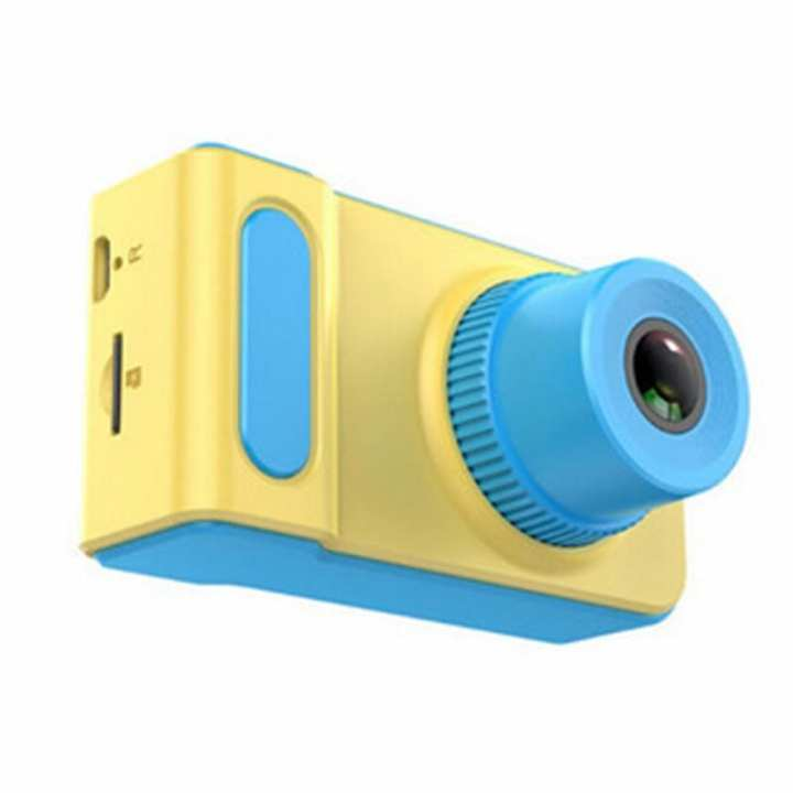 Mini Digital Camera  Small Single-Back Toy Camera for Children and Babies