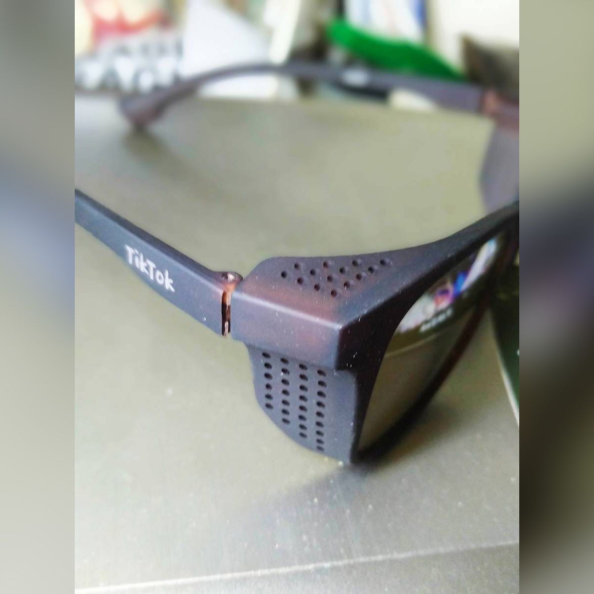 Sun glasses For Men Cool Sun Plastic Shades Black Frame for Men 85214