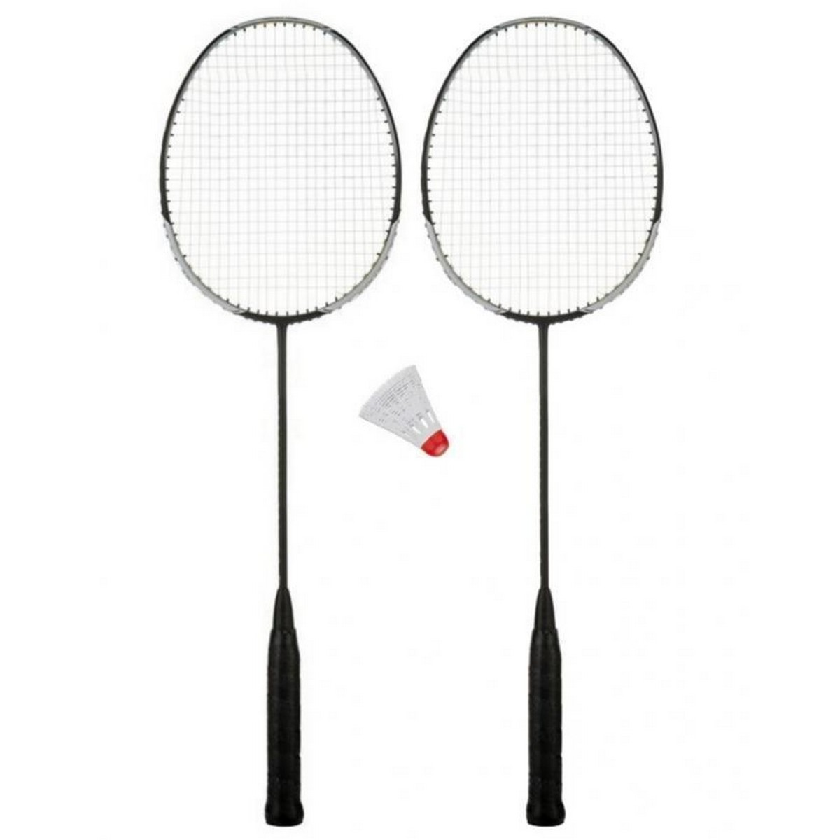 2 Badminton Rackets For Kids with free Shuttle
