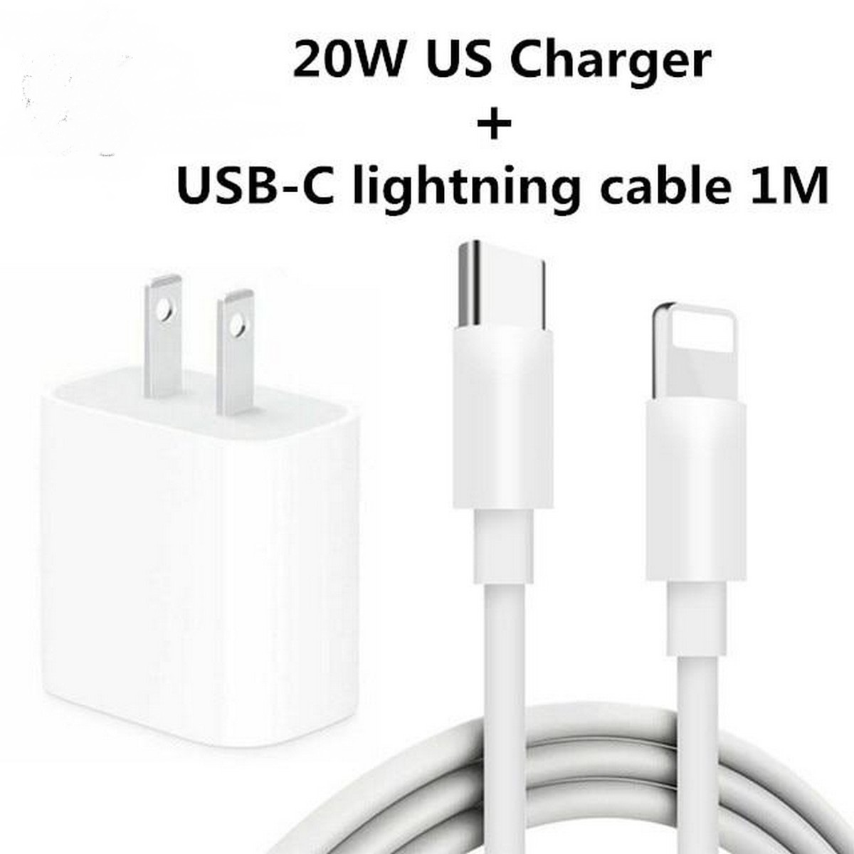 20w Pd Usb C Charger For Iphone 12 Pro Max 11 Xs Xr Fast Charger Type C Qc 3.0 Quick Charging Mobile Phone Charger