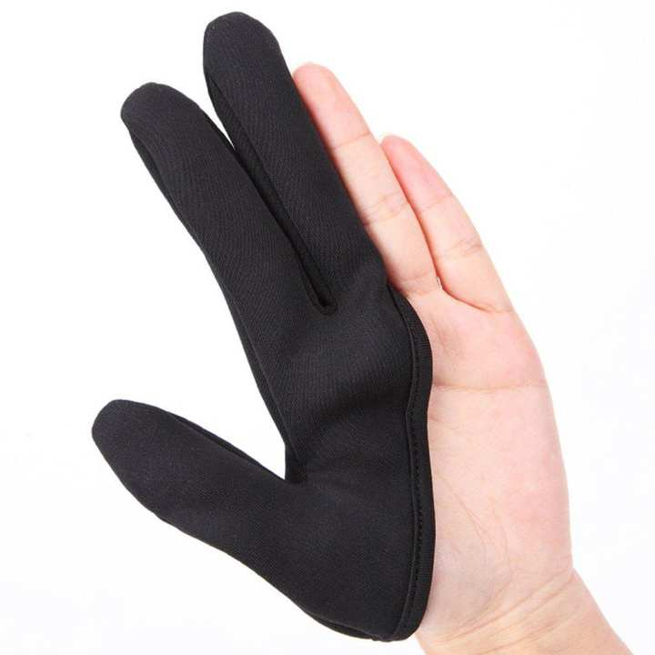 Reusable Salon Hair Straightener Perm Curling Heat Resistant Protective Gloves