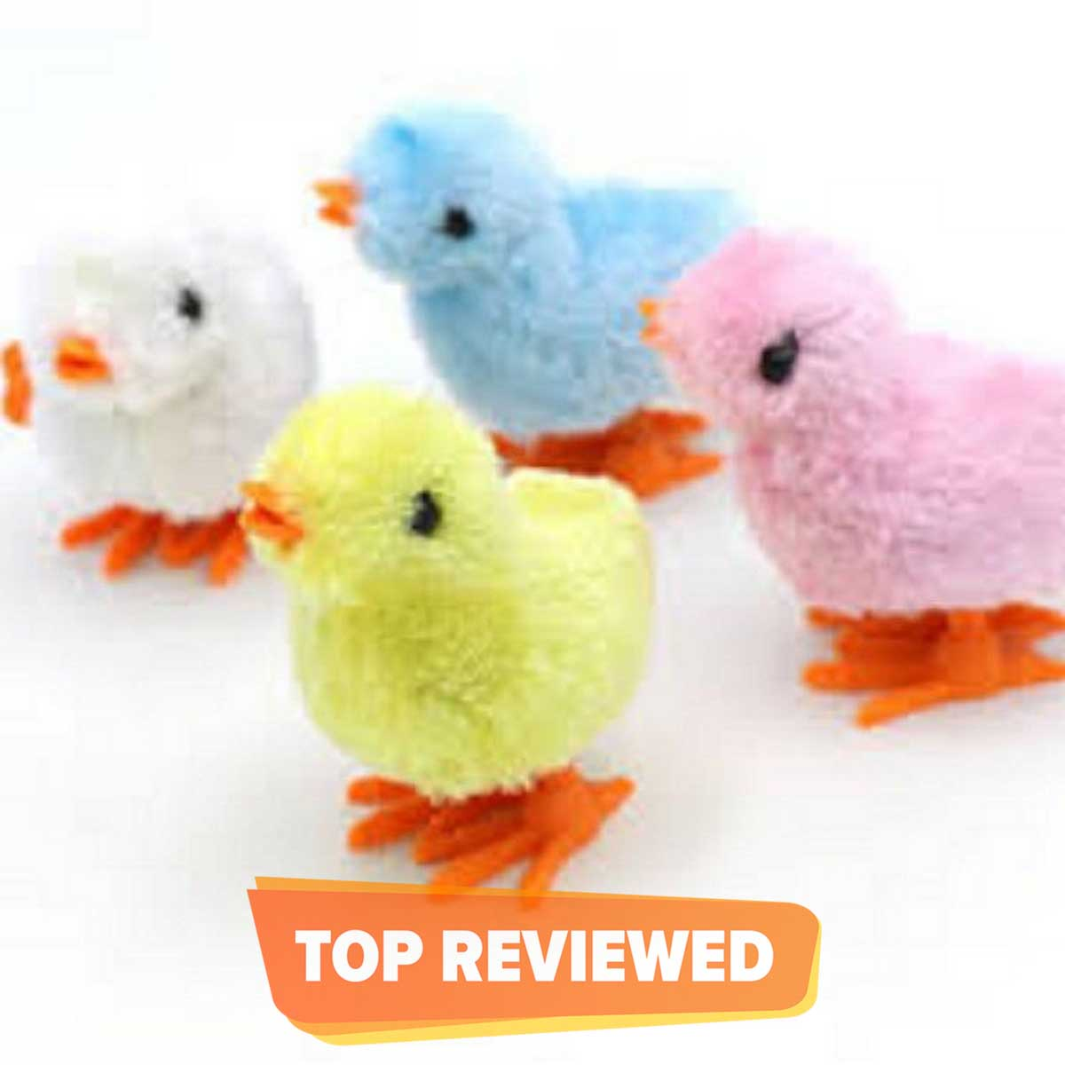 Pack Of 3 Funny Walking Chicken Chick Toys For Kids