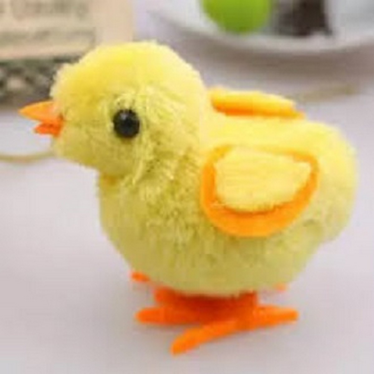 Babies Club 1 Pcs Funny Walking Chicken'S Chick Toys For Kids MultiColour (Key Operated Toy)