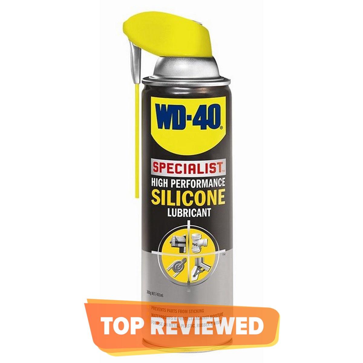 WD-40 Silicon Lubricant 400ML Smart Straw