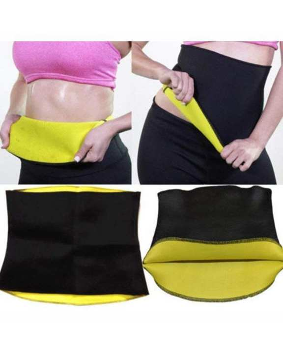 Hot -Shapper Thermo Sweat Shapers Slimming Belt (Waist slimmer)