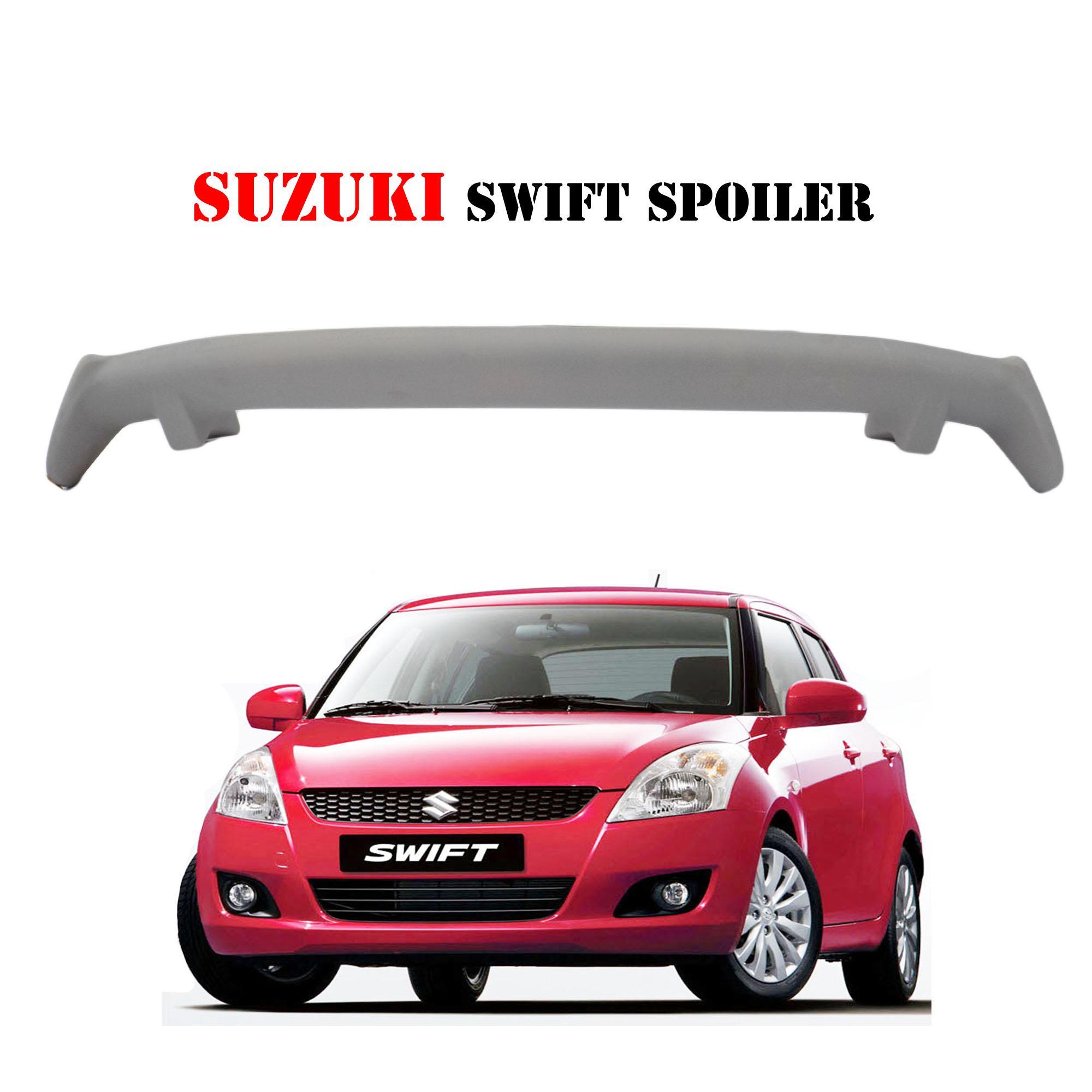 Suzuki Swift 2012 Spoiler In ABS