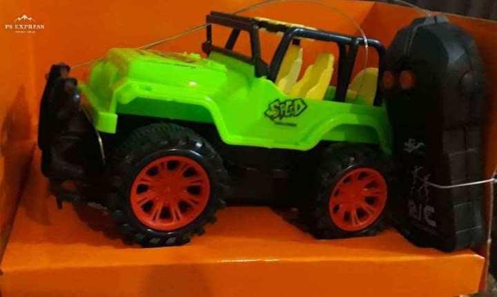 Rc Car Hummer Model Car Toy Remote Control