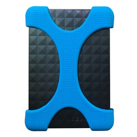 Shockproof Silicon Case/cover For 2.5 External Hard Disk
