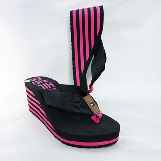 Wedge High Heel Slippers For Women Fashion ZS # 04