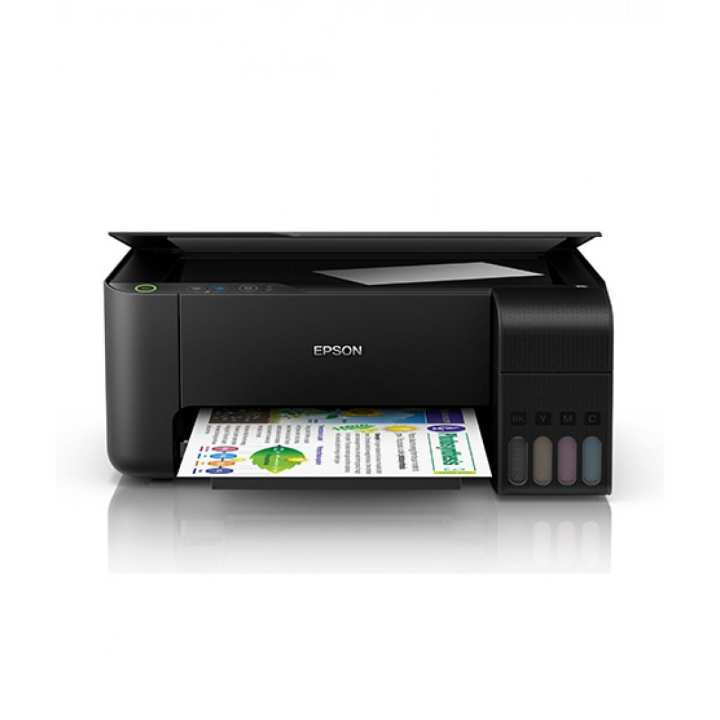 EPSON PRINTER L3110 ALL IN ONE   INK TANK SYTEM (4 COLOR) (L-360 Successor Model)