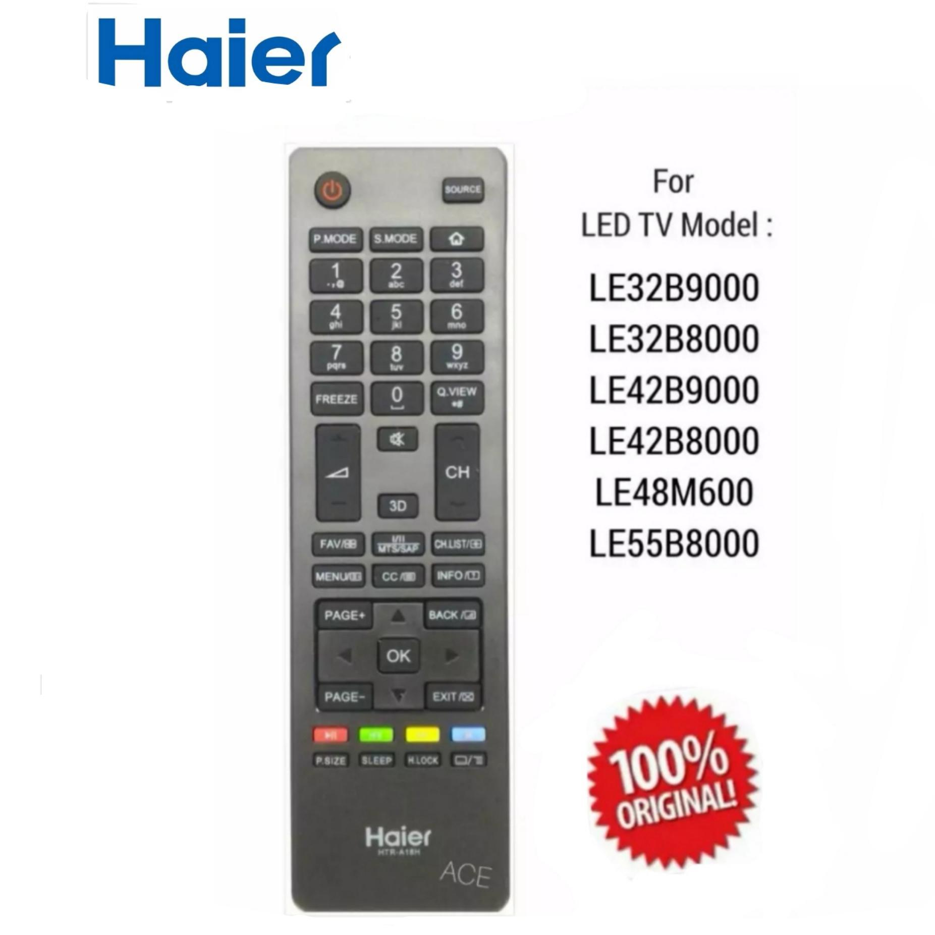 Hair Universal Remote For LED & LCD TV