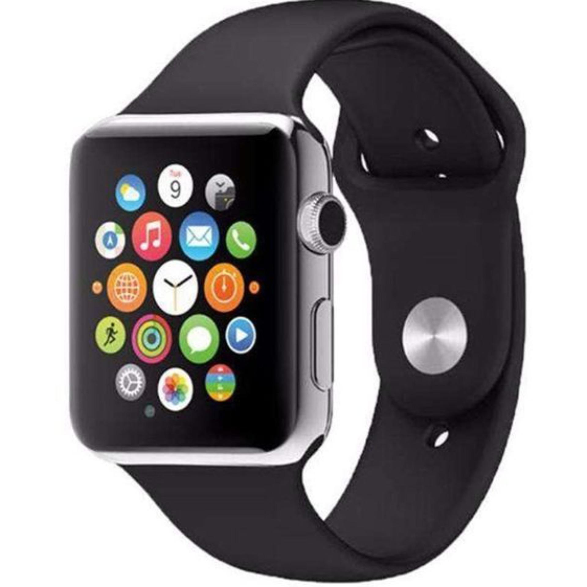 Bluetooth Smart Watch Touch Screen Mobile Phone - Bluetooth Supported and  Memory Card supported Smart Watch plus Phone for Android and iPhone