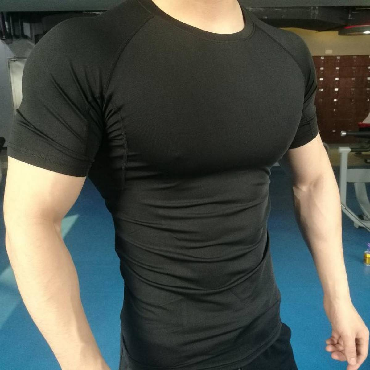 T-Shirt Stretchable Imported Quality Gym Workout Shirt for Man Casual T-Shirts Boys & Girls