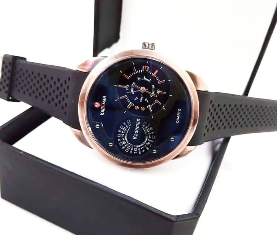 Latest trendy Watch Collection For Men - Stylish Rubber Strap Watch for Boys