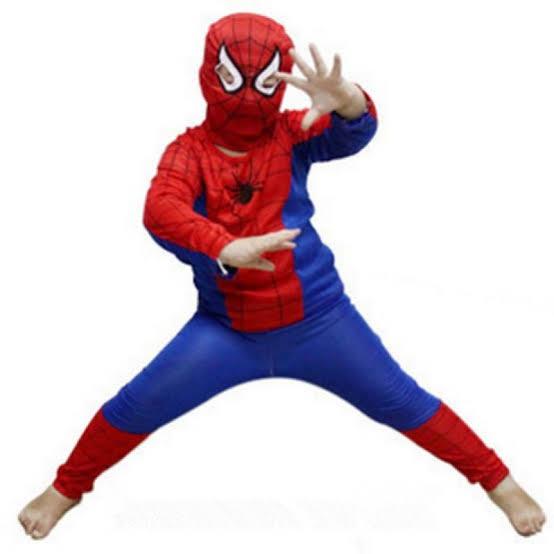 Spiderman costume for kids spiderman costume for kids boys spiderman costume for 3 years for 4 years for 5 years for 6 years for 7 years for 8 years
