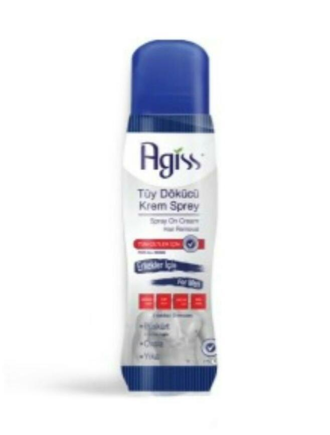 Agiss Hair Remover Spray For All Skin Types For Men 175 Ml Buy Online At Best Prices In Pakistan Daraz Pk