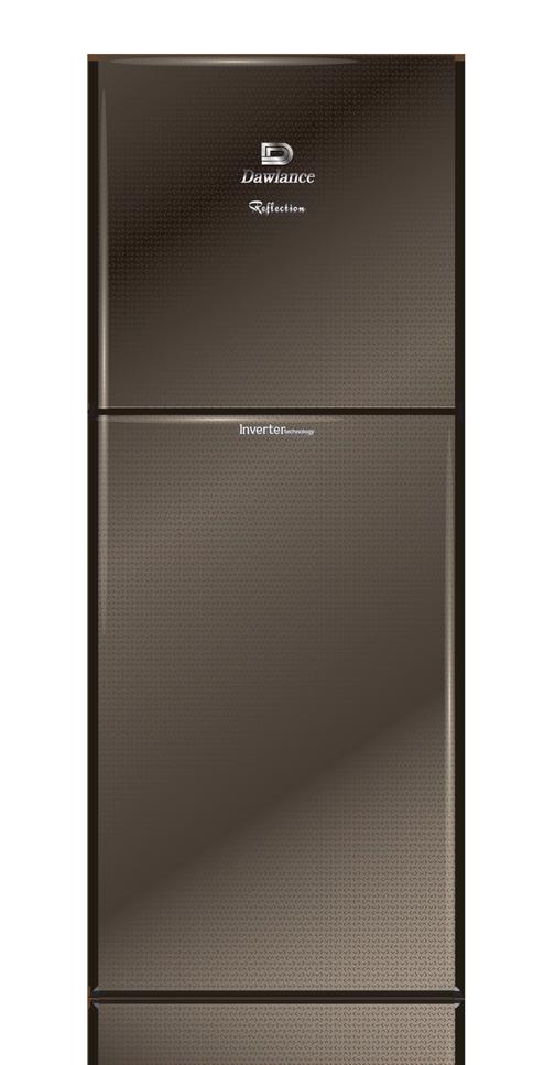 Dawlance Refrigerator 91996 WB Glass Door Inverter 19 CFT Large Size