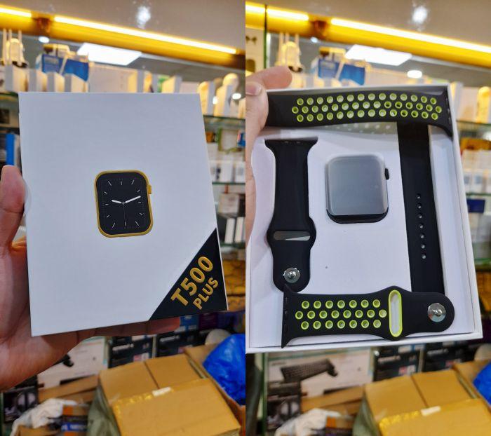 T500 Smart Watch WaterProof Heart Rate