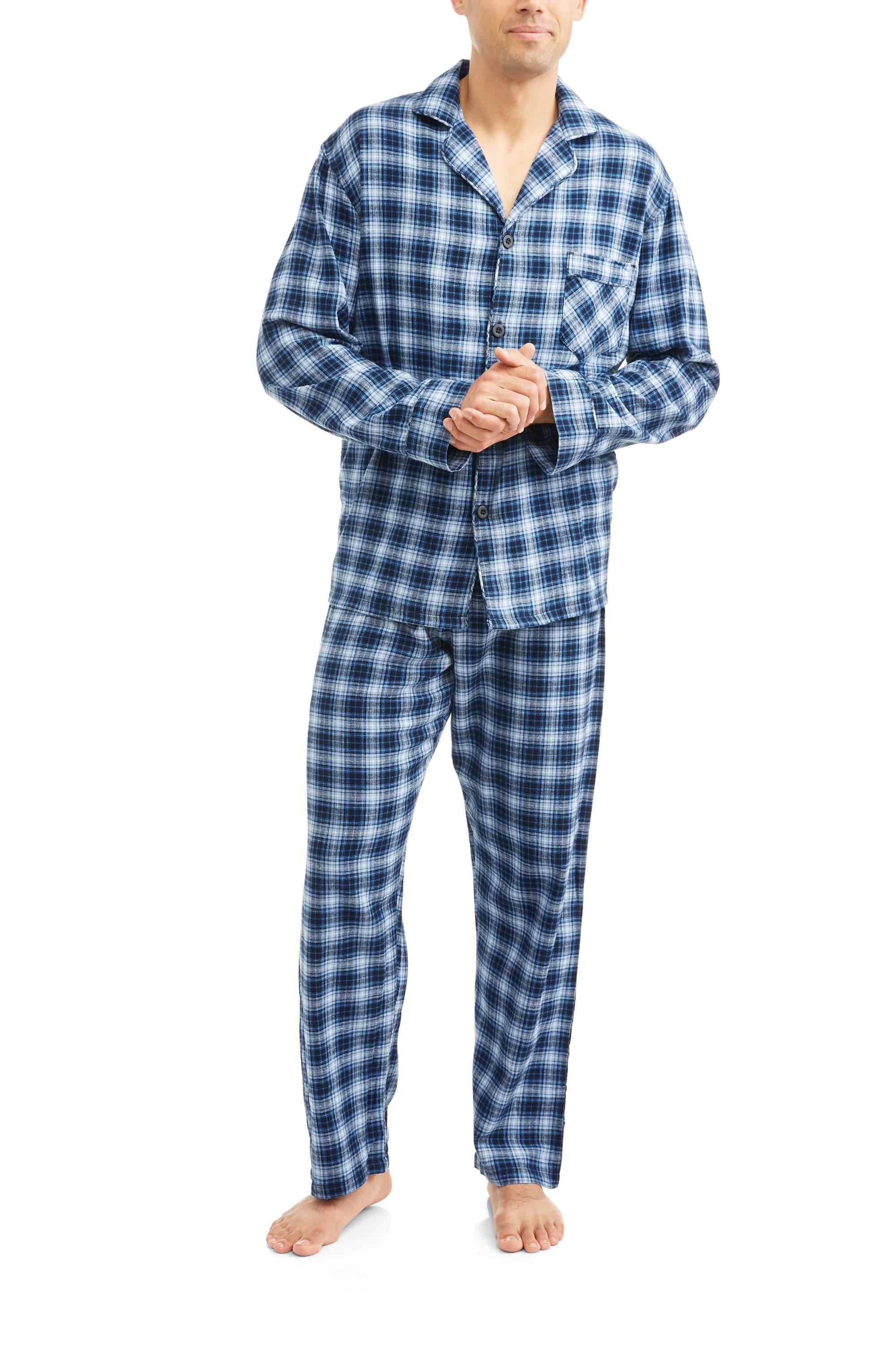 men flannel nightwear pajama set for wintercollection 2019 new