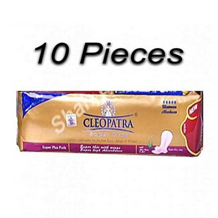 10 Pieces Always Use Ladies Sanitary Pads Super Plus