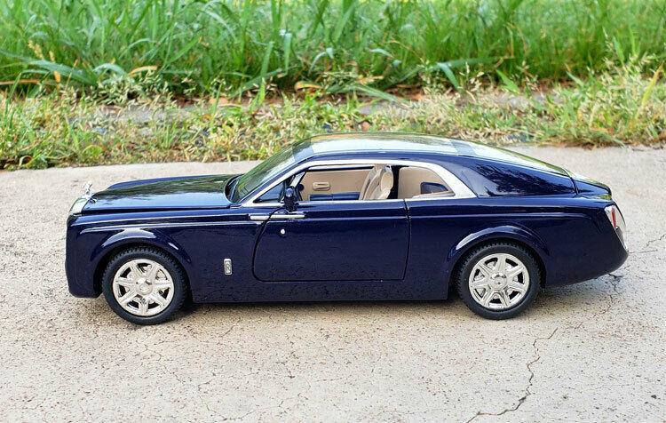 1:24 Rolls-Royce Sweptail Diecast Model Car