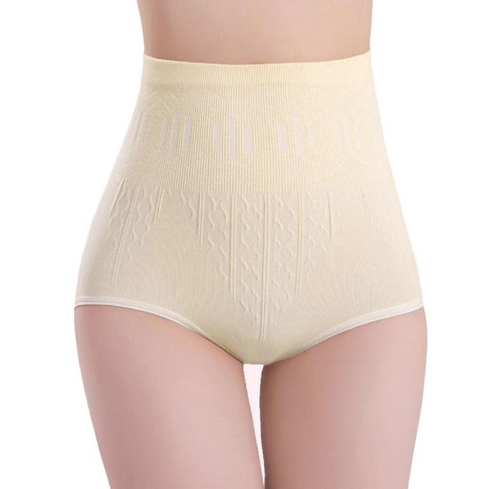 e1a97b07bc6 ECHIDNA Women s Seamless High Elastic High Waist Tummy Control Body Shaper  Briefs Pants