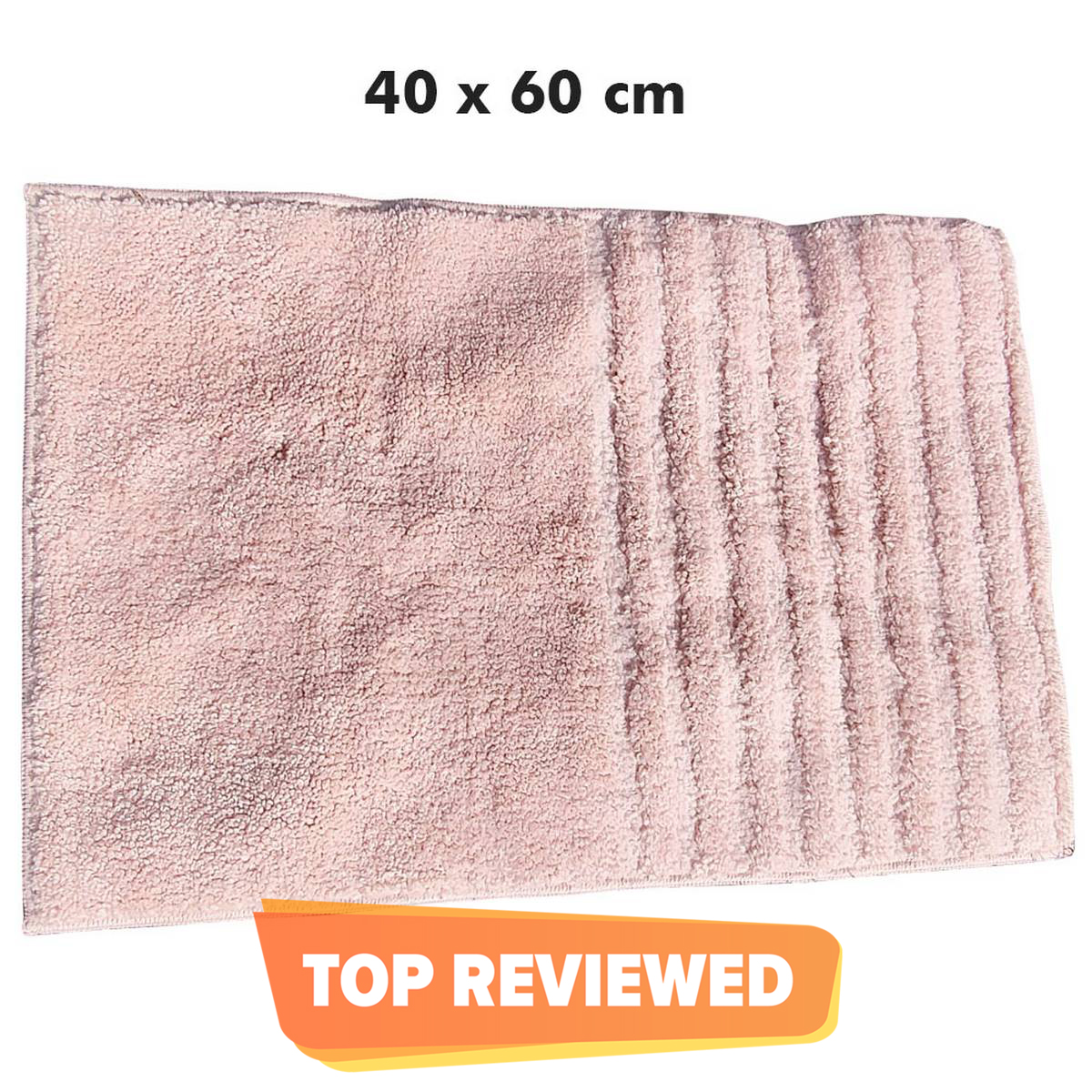 Relaxsit Thick Pile Bed Side Rugs Shaggy Soft Thick Modern Design High Pile Floor Carpet entrance mat, bath mat door mat different options written on 1st picture