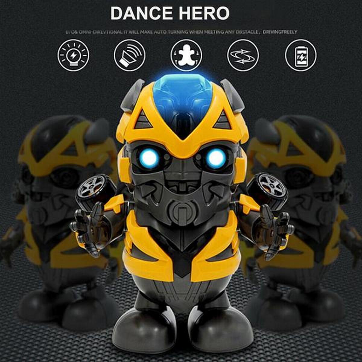 Amazing Dance Hero Robot