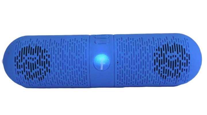 Mini Bluetooth Speaker BT808E Wireless colorful Hands Free Speaker