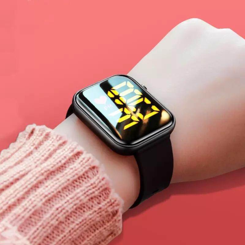 Stylish Waterproof Watch For Women / Luxury Digital Watches For Women / Girls / SB FIT BRAND