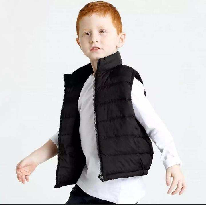 Polo Kids Jacket without sleeves