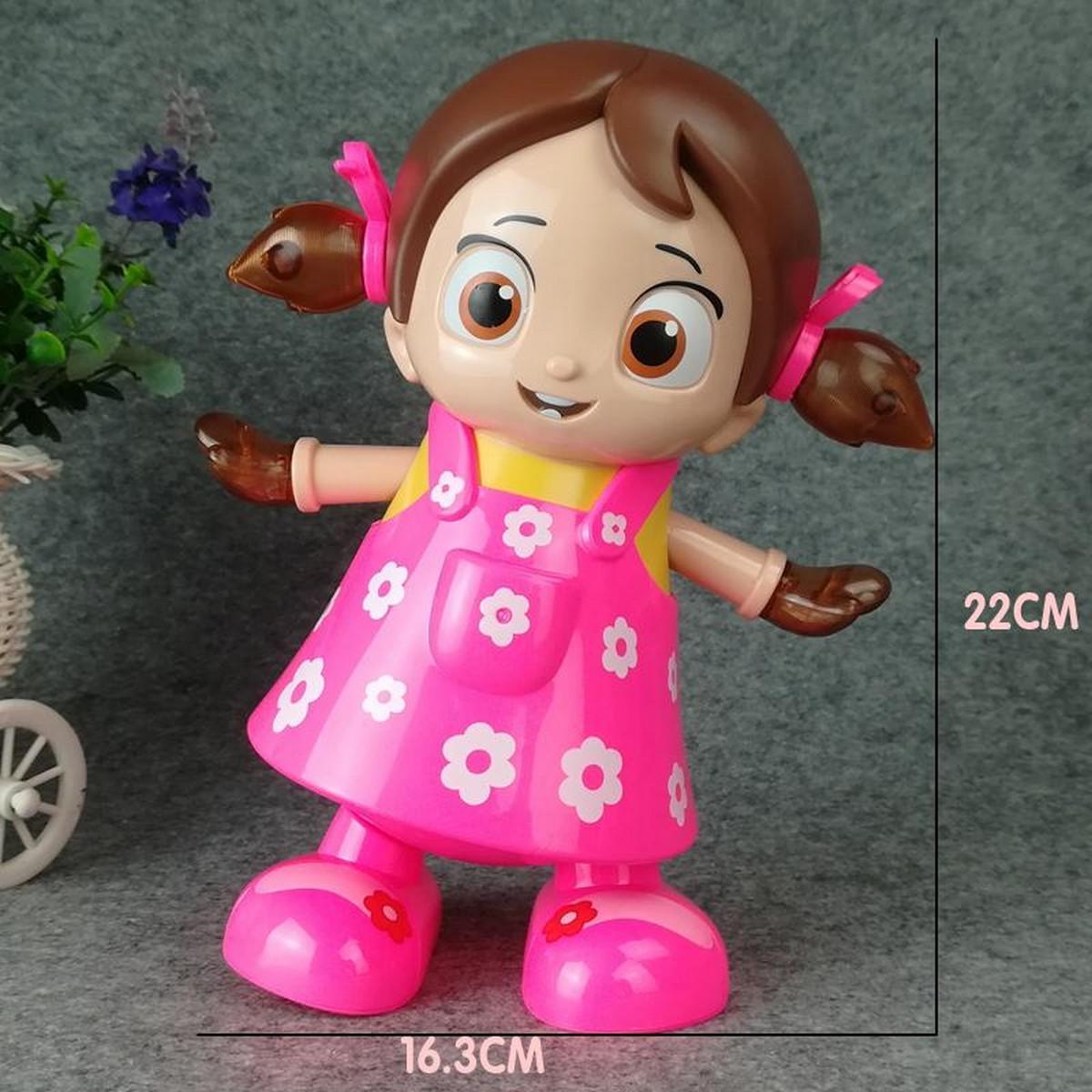 Kids Toys for Baby Walking Singing Dancing Dolls Toys for Girls Baby rebon Dolls Children Toys Dolls Toy Girl Gift