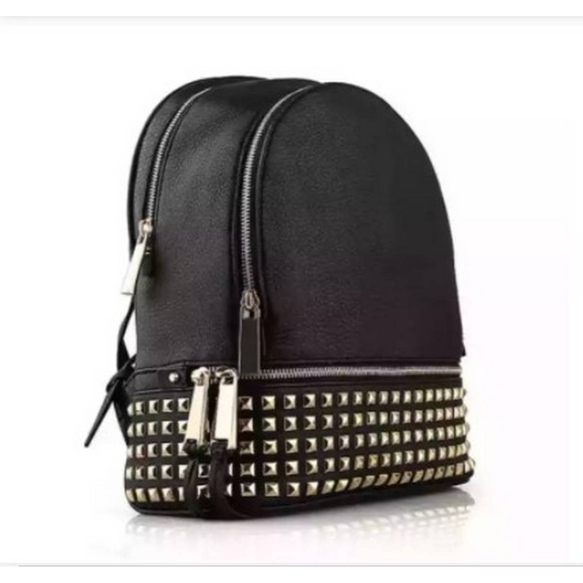 Imported Stylish Fancy PU Leather Bag Backpack For Girls