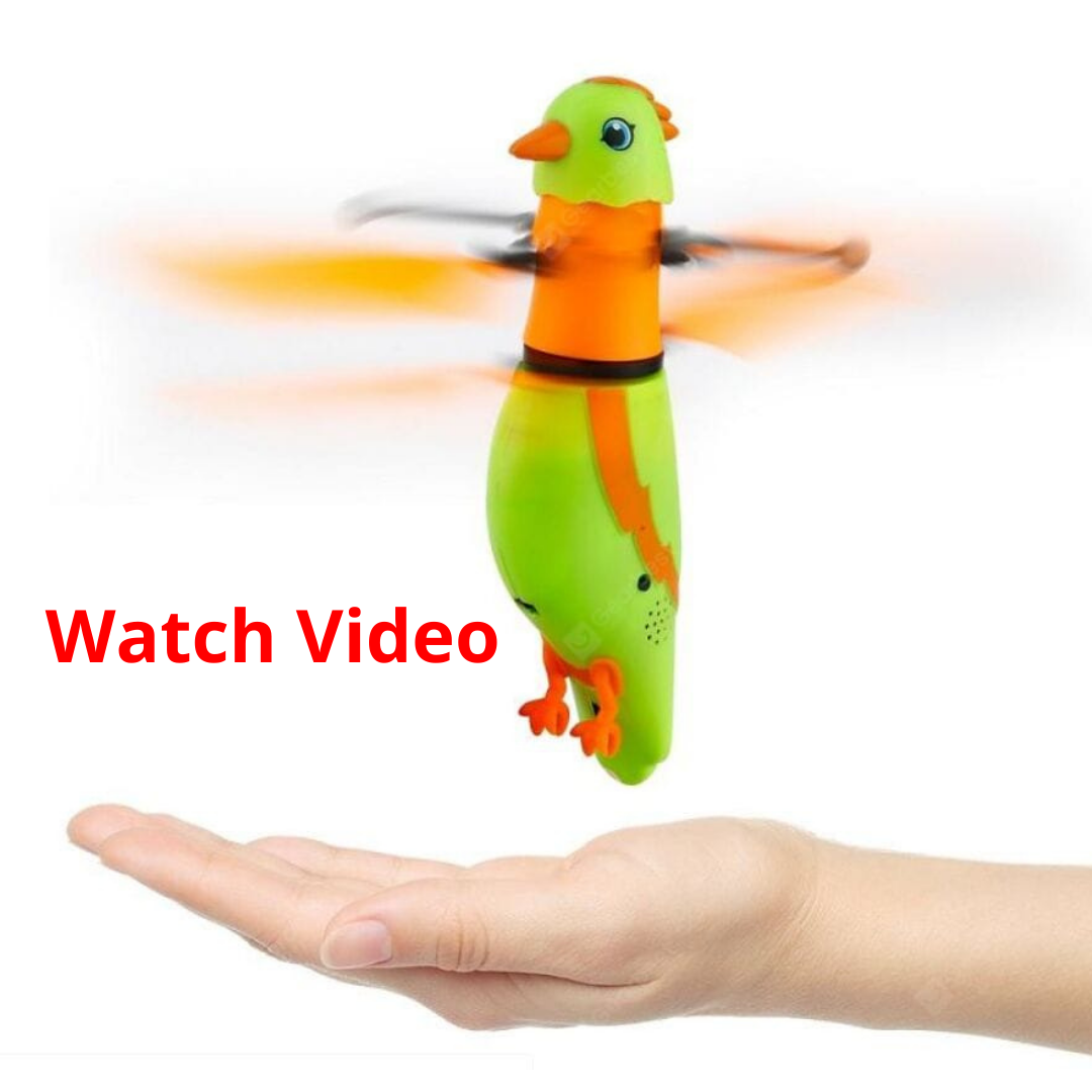 Flying Mini Infrared Induction Helicopter (without) Remote Control Rc Helicopter Infrared Sensor