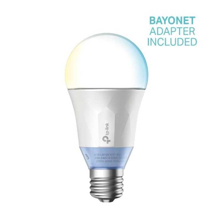 TPLINK Smart Wi-Fi LED Bulb with Tunable White Light LB120