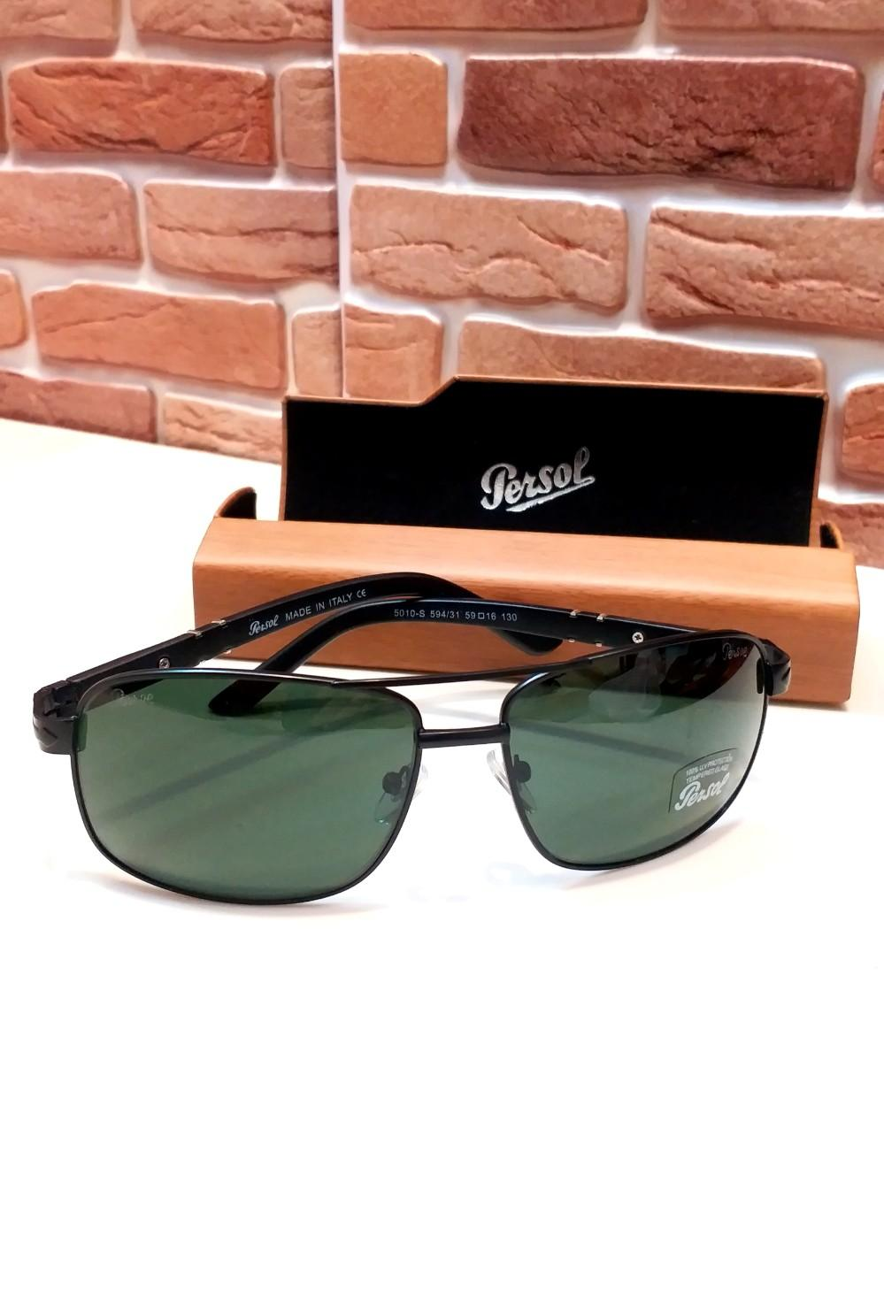 6a59dec2fb256 Persol New style sunglasses very best quality original Glass metal frame  2019