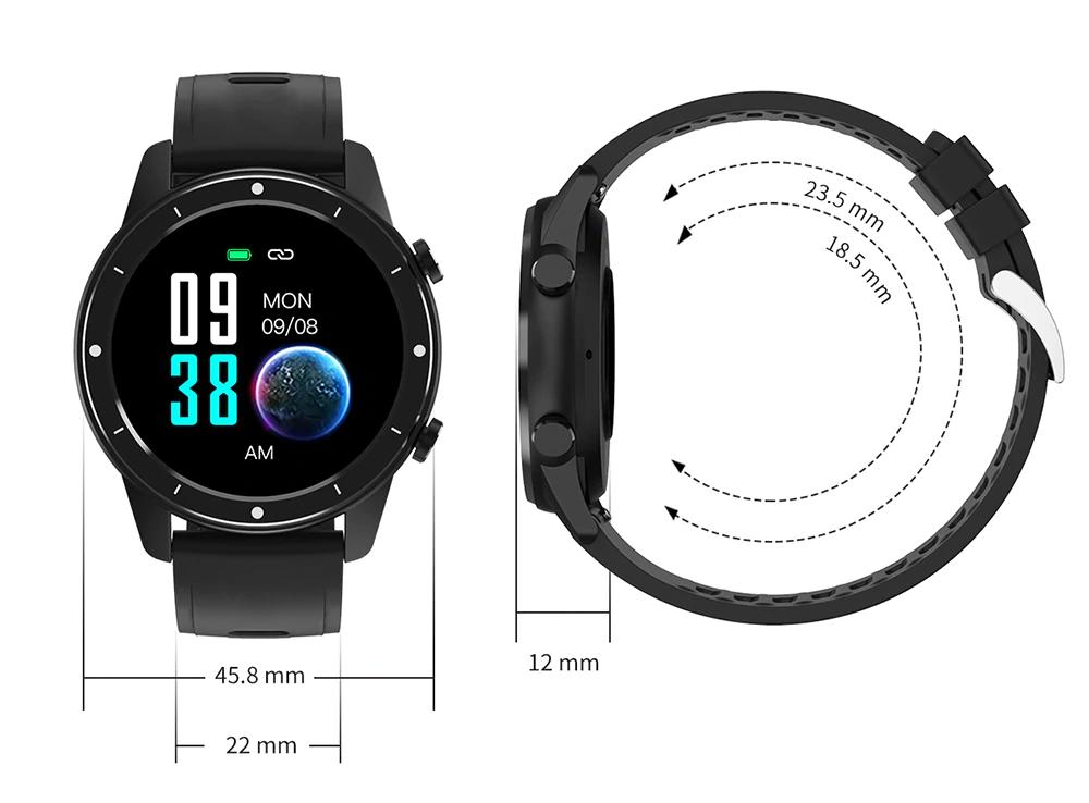 F50 Smart Watch Bluetooth Call Custom Dial Men Heart Rate Fitness Tracker Women Wearable Devices Wristbands PK DT78 F35 L11