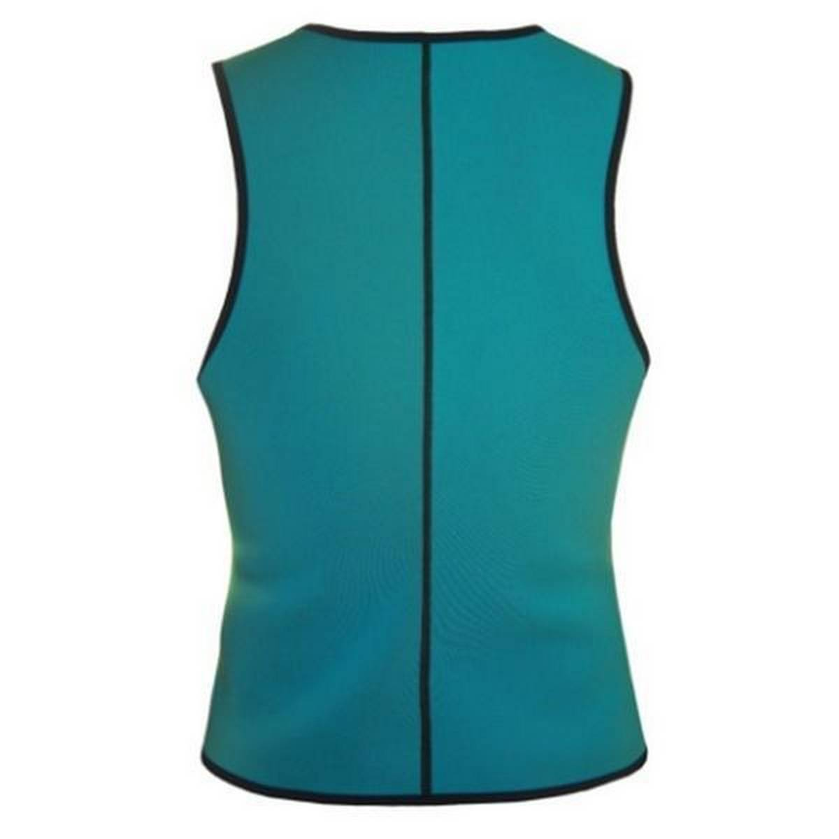 Ultra Sweat HOTt Mens Neoprene Sauna Body Shapewear Slimming Sweat Vest Slimming Hot Body Shaper Neoprene Fat Burnner