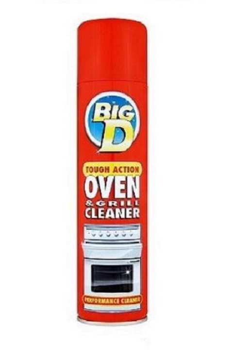 Big D Oven & Grill Cleaner 300 ml (UK)