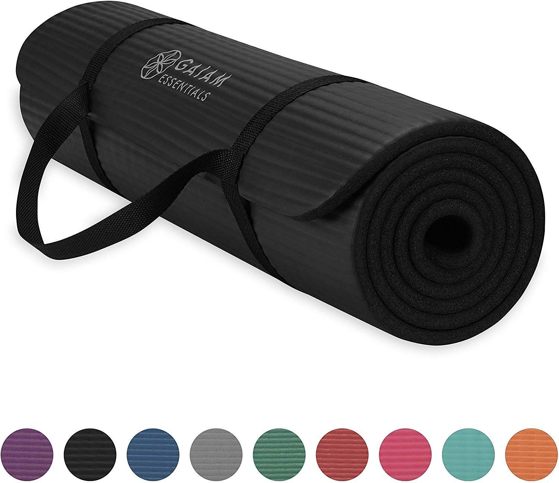 Yoga Mat Non Slip Sports Exercise Fitness Mats