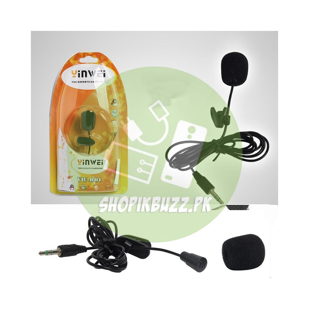 Professional Microphone Omni directional Microphone for all Devices 3 5mm  2m Noice Reduction Featured
