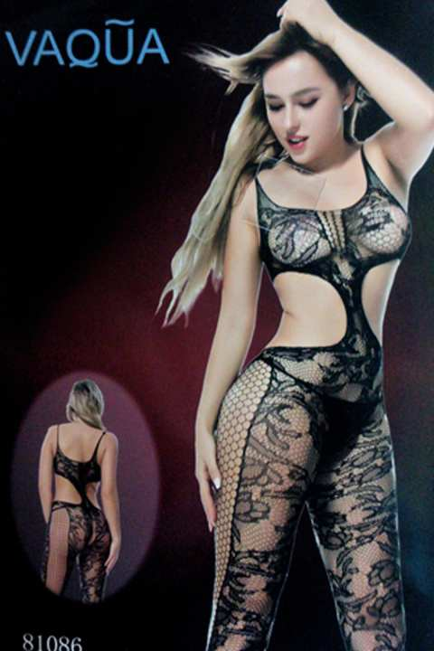 Sexy Lingerie Dress Semitransparent Body Stocking Romantic