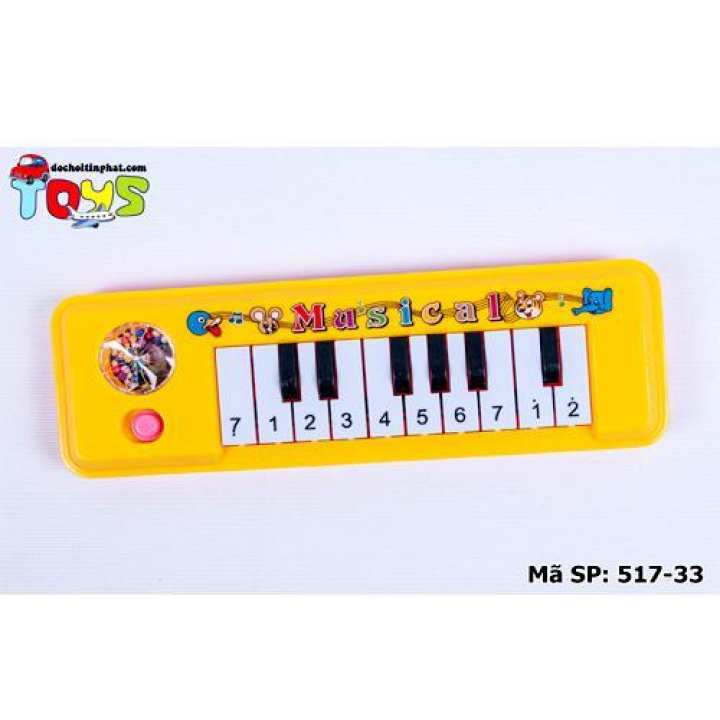 Musical Piano with Light For kids