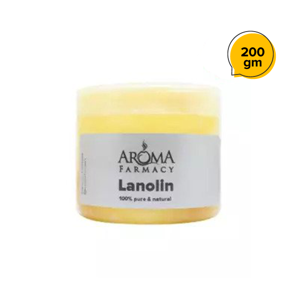 Lanolin (Anhydrous) - Use for Lotion, Cream, Lip Balm, Oil, Stick, or Body Butter