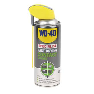 WD-40 Contact Cleaner 400 ML MADE IN UK 100% Orignal