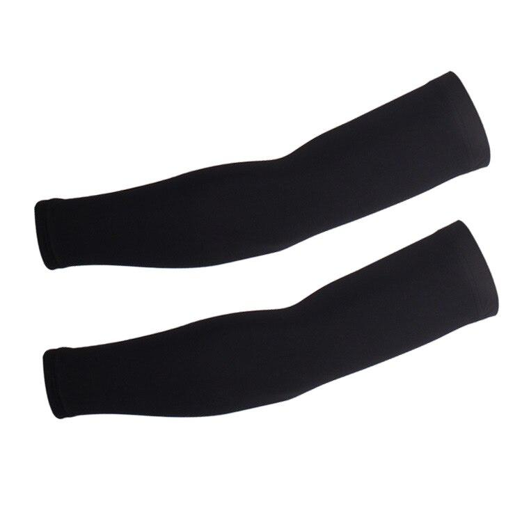 1 Pair UV Protection Cooling Arm Sleeves  UPF 50 Compression Sun Sleeves for Men & Women for Running, Cycling, Fishing, Golf, Volleyball, Basketball, Baseball & Football   Skin Cancer Foundation Recommended