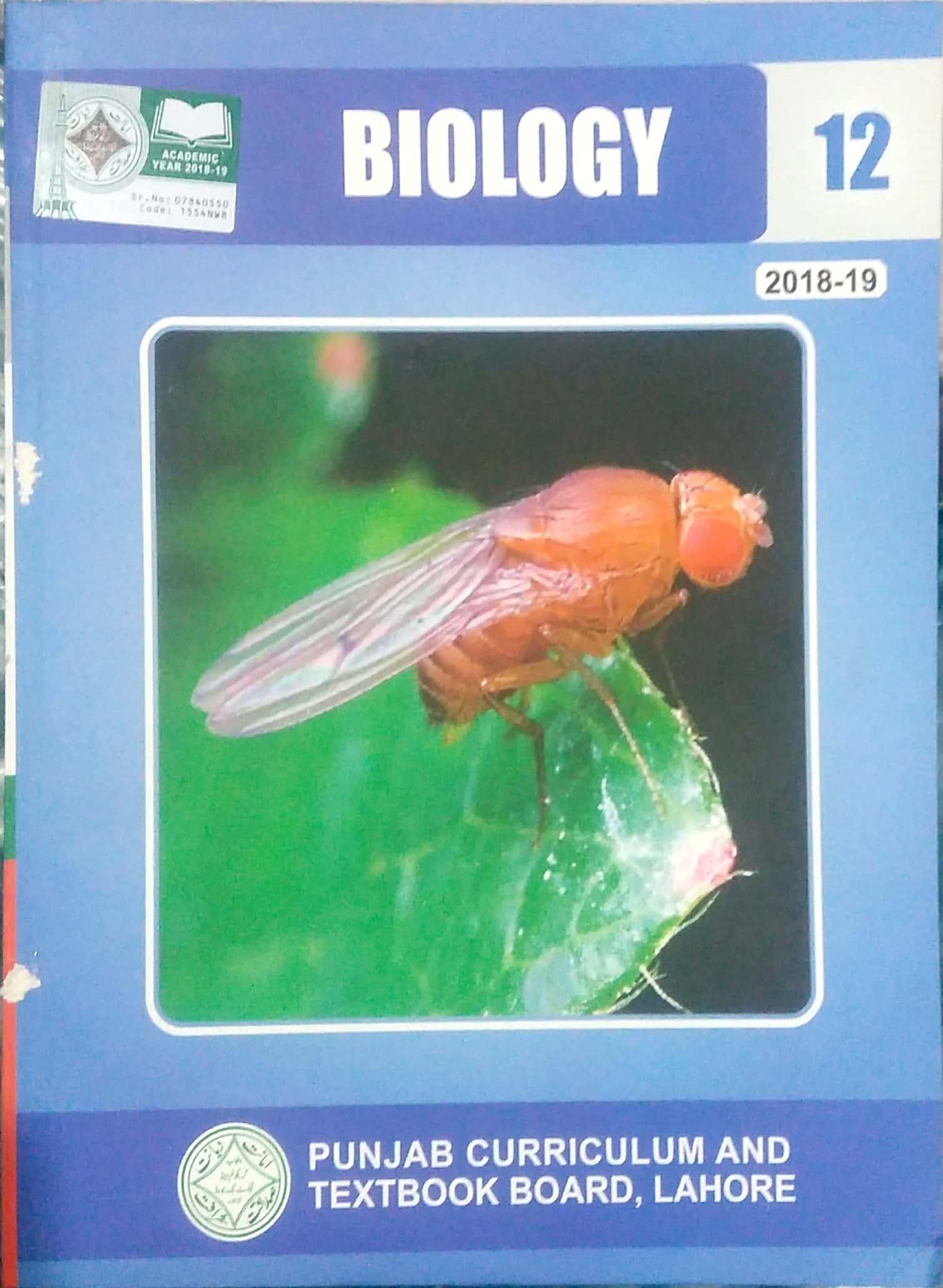 Biology Class 12 ( PTB )