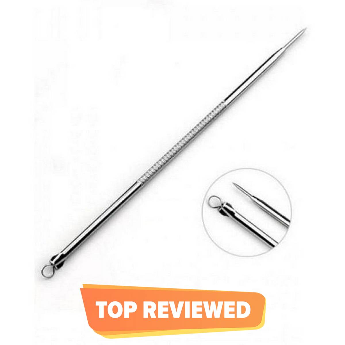 Stainless Steel Blackhead Remover Pin