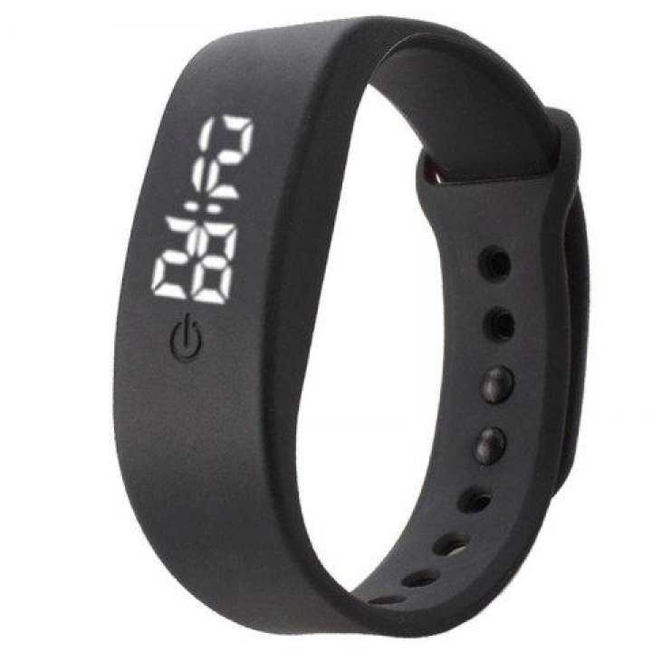 Eid Special Child Rubber LED Bracelet Watch